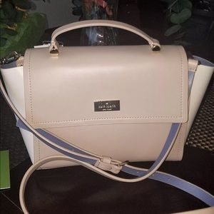 Authentic Kate Spade double faced leather crosby💕